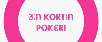 Kolmen kortin pokeri